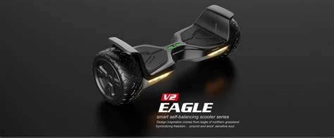 tomoloo  eagle  road hoverboard review