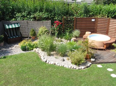 Garten Ecken Gestalten by Strandkorb Im Garten Indoo Haus Design