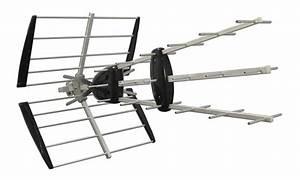 Antenne Rateau Tnt Hd : antenne rateau hertzienne compatible tnt hd ~ Dailycaller-alerts.com Idées de Décoration
