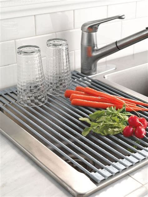over sink dish drainer   Home Decor