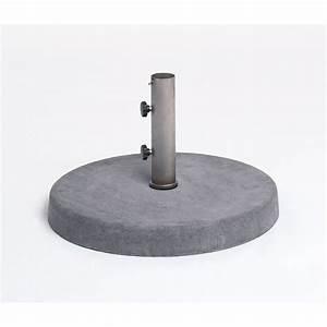 Schirmständer 50 Kg : weish upl schirmst nder aus beton 50 kg villa schmidt hamburg ~ Watch28wear.com Haus und Dekorationen