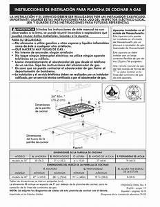 Kenmore Kenmore Elite 30 U0026 39  U0026 39  Gas Cooktop Installation Guide