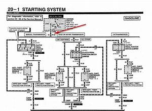 1992 Ford F 150 Ignition Switch Diagram