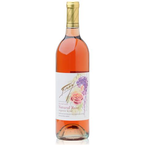 NV Frey Organic Natural Rose Organic Wine Exchange