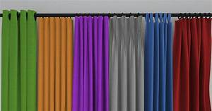 Curtain: 2017 famous types of curtains Different Types Of