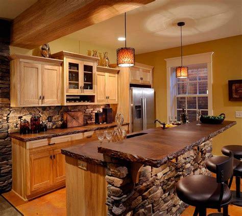 decorar cocinas pequenas rusticas decoracion cocinas