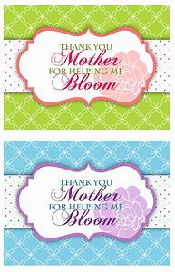Lollipop Bouquet with Printable Tag - Darling Doodles