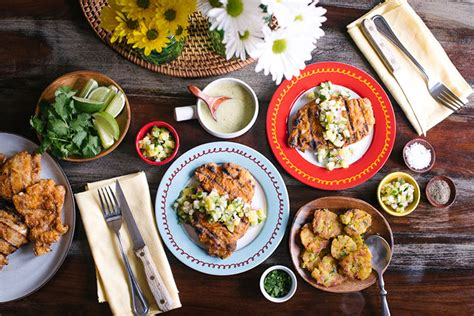 Paleo Latin American Dinner Party
