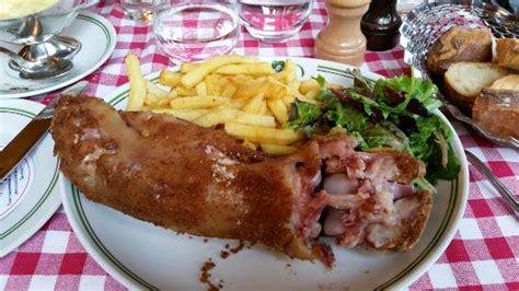 cuisine de cochon au pied de cochon picture of au pied de cochon