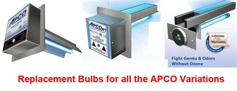 webreps b2b wholesale hvac r apco uv replacement