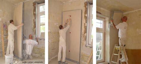 Probleme Bei Der Innenwanddaemmung by Aufbau Der Innend 228 Mmung As Oeko Haus
