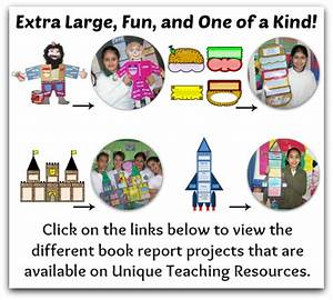 Sandwich Book Report Project  Templates  Printable Worksheets  And Grading Rubric