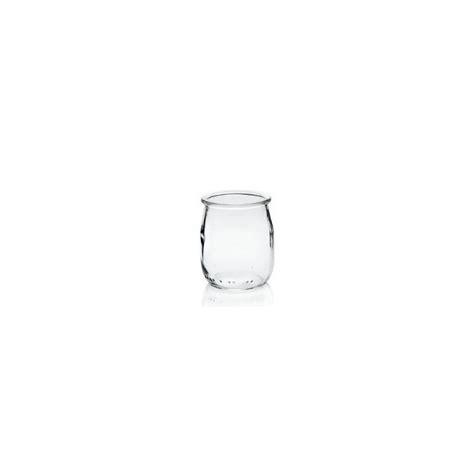 pots de yaourt en verre pot yaourt en verre 143ml d53 h68 x24 promatokaz