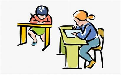Responsibility Clipart Cliparts Desk Students Clipartkey