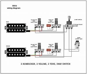 Telecaster Electric Guitar Wiring Diagrams