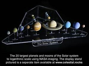 Solar System models - all planets and major moons ...
