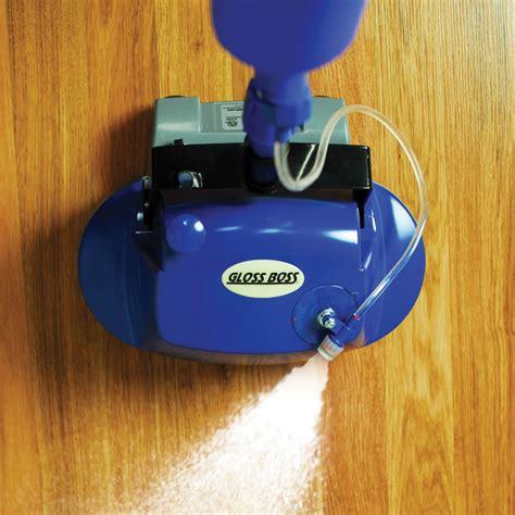 tile floor scrubbers home use the floor scrubber with spray applicator hammacher