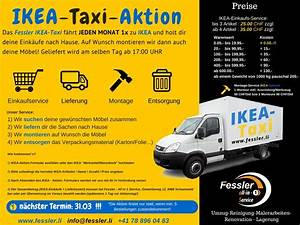 Ikea Küchen Aktion 2017 : ikea taxi fessler anstalt ~ Frokenaadalensverden.com Haus und Dekorationen