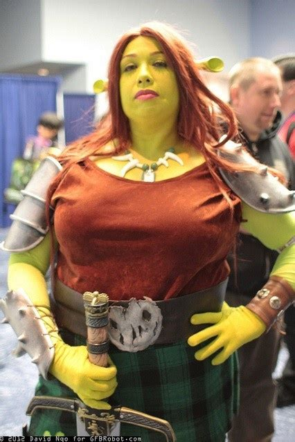 17 Best Images About Costume Princess Fiona On Pinterest