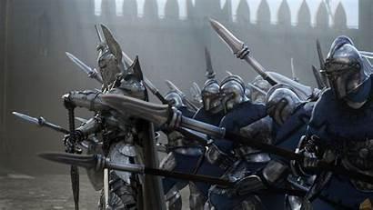Magic Knight Fantasy Heroes Armor Fighting Knights