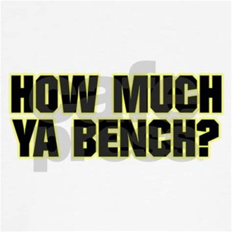 how much you bench how much ya bench trucker hat by getbig