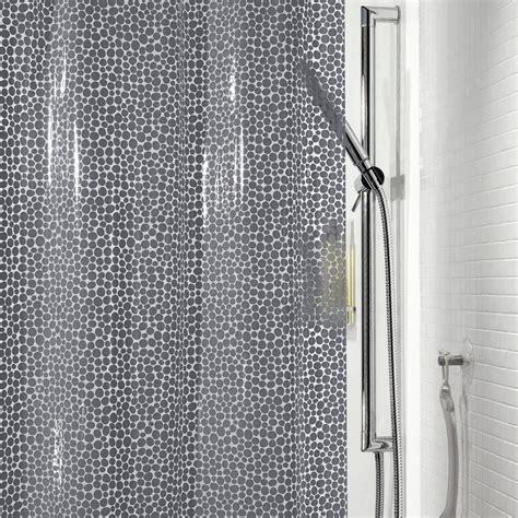 rideau de leroy merlin rideau de en plastique l 180 x h 200 cm gris gorron sensea leroy merlin