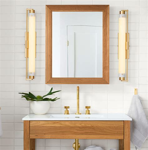 Bath Lighting Sconces by Your Guide To Bathroom Lighting