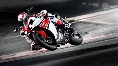 Superbike Yamaha Yzf Background Bike Gold Sport