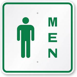 Inspiration 25 bathroom sign male design ideas of file for Male female bathroom sign images