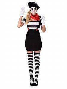 Kostüm Pantomime Damen : damen pantomime kost m ca 25 kost m idee zu karneval halloween fasching halloween ~ Frokenaadalensverden.com Haus und Dekorationen