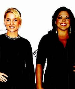 Sara Ramirez And Jessica Capshaw Friends In Real Life ...