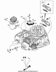Mtd Cc999es 12ae999j  2010   12ae999j010  2010  Parts Diagram For B U0026s 12s905