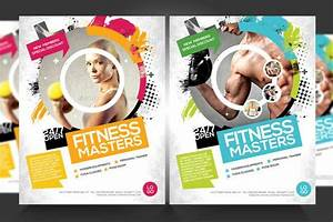 Check Out Fitness  Gym Business Promotion Flyer By Satgur
