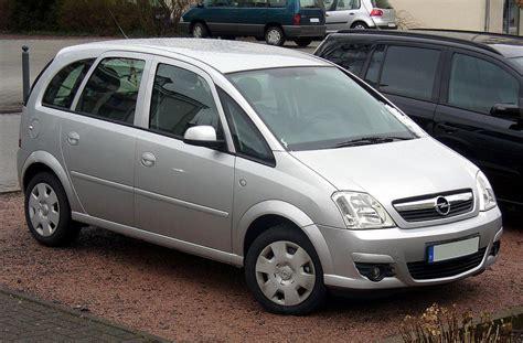 Opel Meriva Vikipedi