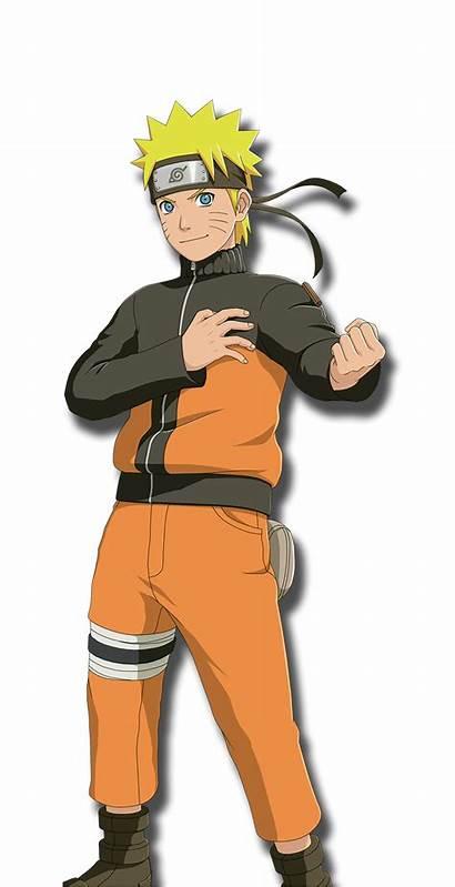 Naruto Uzumaki Render Ninja Storm Deviantart Favourites