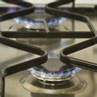 como funciona  encendedor de chispa en una estufa de gas