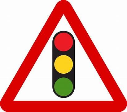 Traffic Sign Signals Warning Symbol Signs Road