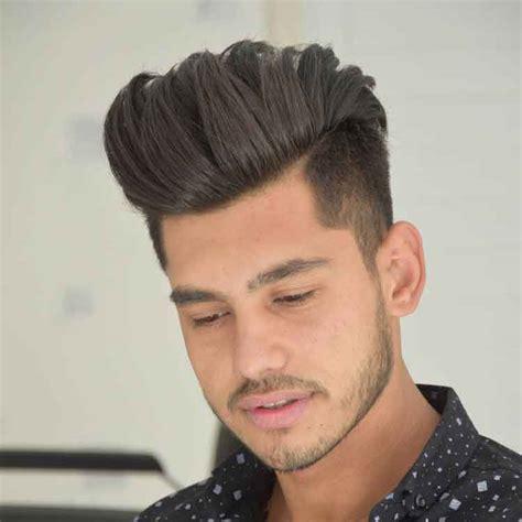 model rambut pendek pria keren terbaru trend
