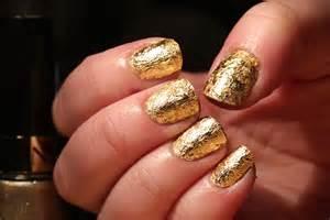 Golden nail artdesign ideas