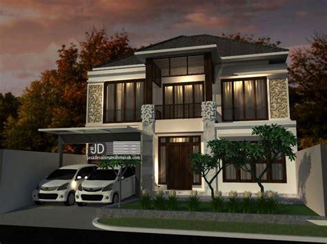 jasa desain rumah minimalis tropis mewah bapak iskandar