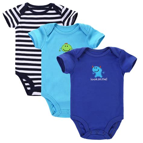 Infant Clothes by 3pcs Lot 2017 Baby Boys Clothes Next Infant