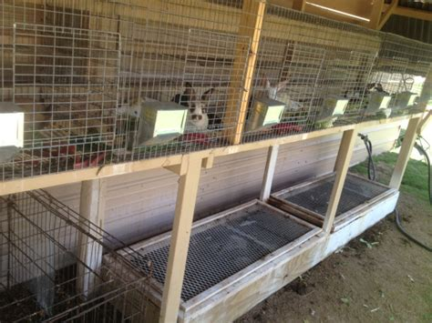 How To Make Your Own Rabbit Hutch by How To Make Your Own Outdoor Rabbit Hutch Plans