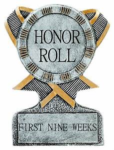 Honor Roll First Nine Weeks   Community ...