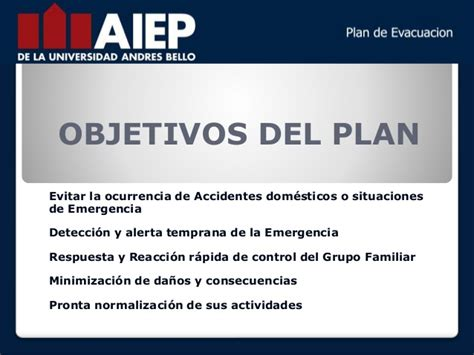 plan de emergencias familiar plan de emergencia familia