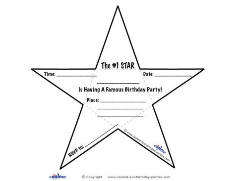 thing 1 editable template editable star template beautiful template design ideas