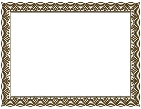 Template Certificate Borders Template Certificate Border Template Shatterlion Info