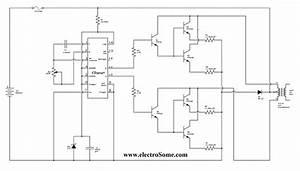 Sinewave Inverter Circuit Diagram 2013