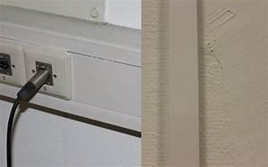 Kabel Aus Der Wand Verstecken : kabel verstecken so verstauen sie den kabelsalat chip ~ Bigdaddyawards.com Haus und Dekorationen