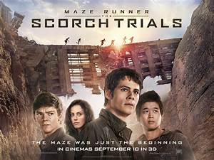 The Arts Shelf – Maze Runner: The Scorch Trials: Character ...
