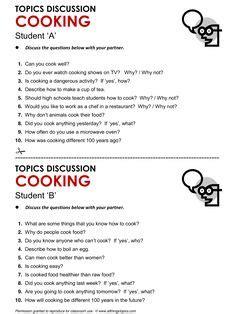 conversation worksheets images english